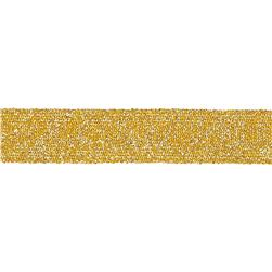 "Team Spirit 3/4"" Solid Trim Metallic Gold"
