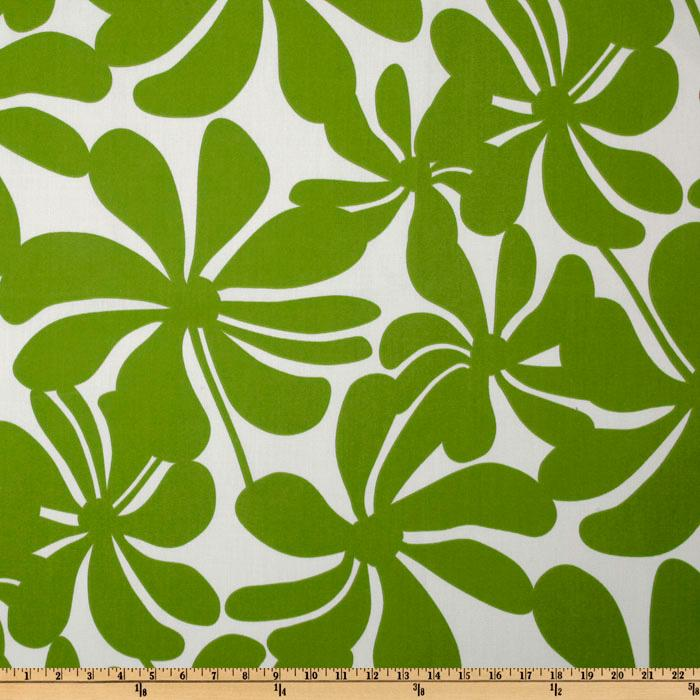 Premier Prints Indoor/Outdoor Twirly Greenage