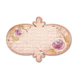 Sizzix Bigz Die Frame Back, Ornate #2