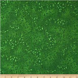 Essentials Climbing Vine Forest Green Fabric
