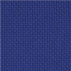 60'' Monk's Cloth Dazzling Blue Fabric