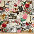 Spring in Paris Panel Cream