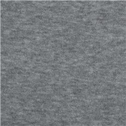 Kaufman Laguna Stretch Jersey Heather Knit Grey
