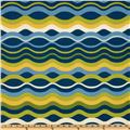 Richloom Indoor/Outdoor Variations Stripe Poolside