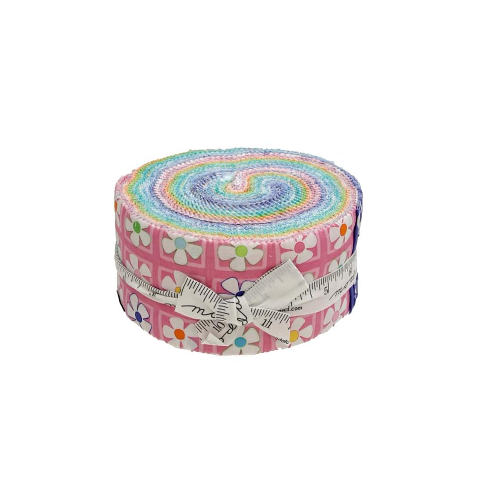 "Moda Grow 2.5"" Jelly Roll"