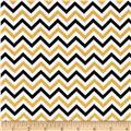 Ups & Downs Chevron Orange/Black