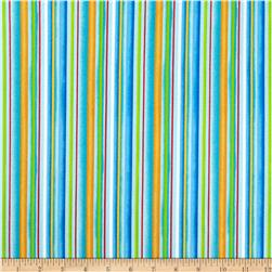 Forever By The Seaside Stripe Colors Multi