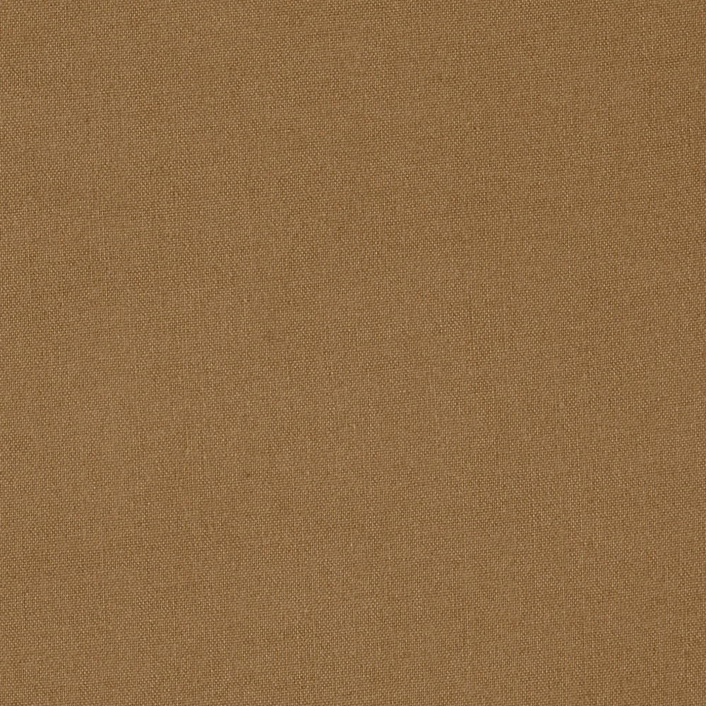 Rayon Challis Solid Tan Fabric