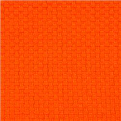 Bermuda Stretch Pique Orange