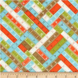 Sew Simple Tape Measures Multi