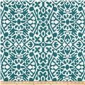 Premier Prints Seville Plantation Blue