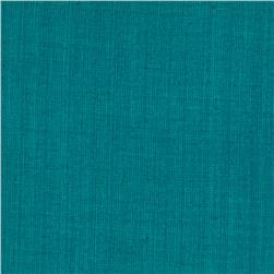 Cotton/Rayon Shirting Teal