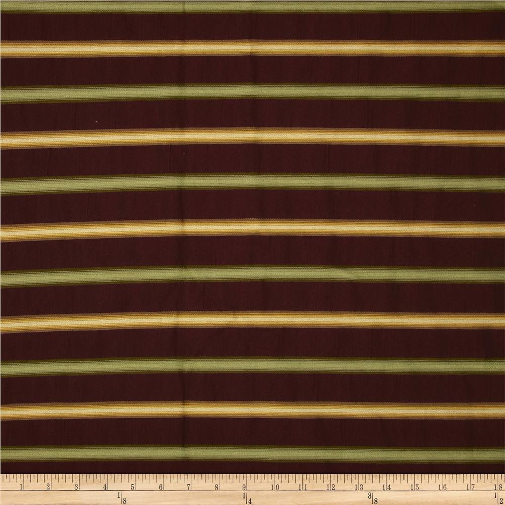 Robert Allen Promo Algazi Jacquard Stripe Fig