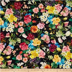 Catherine Digital Medium Allover Floral Multi