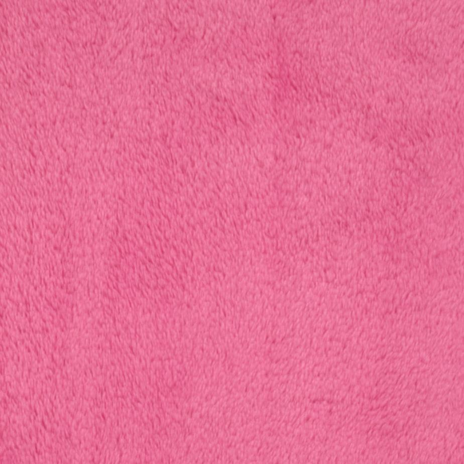 Minky Cuddle Spa Hot Pink