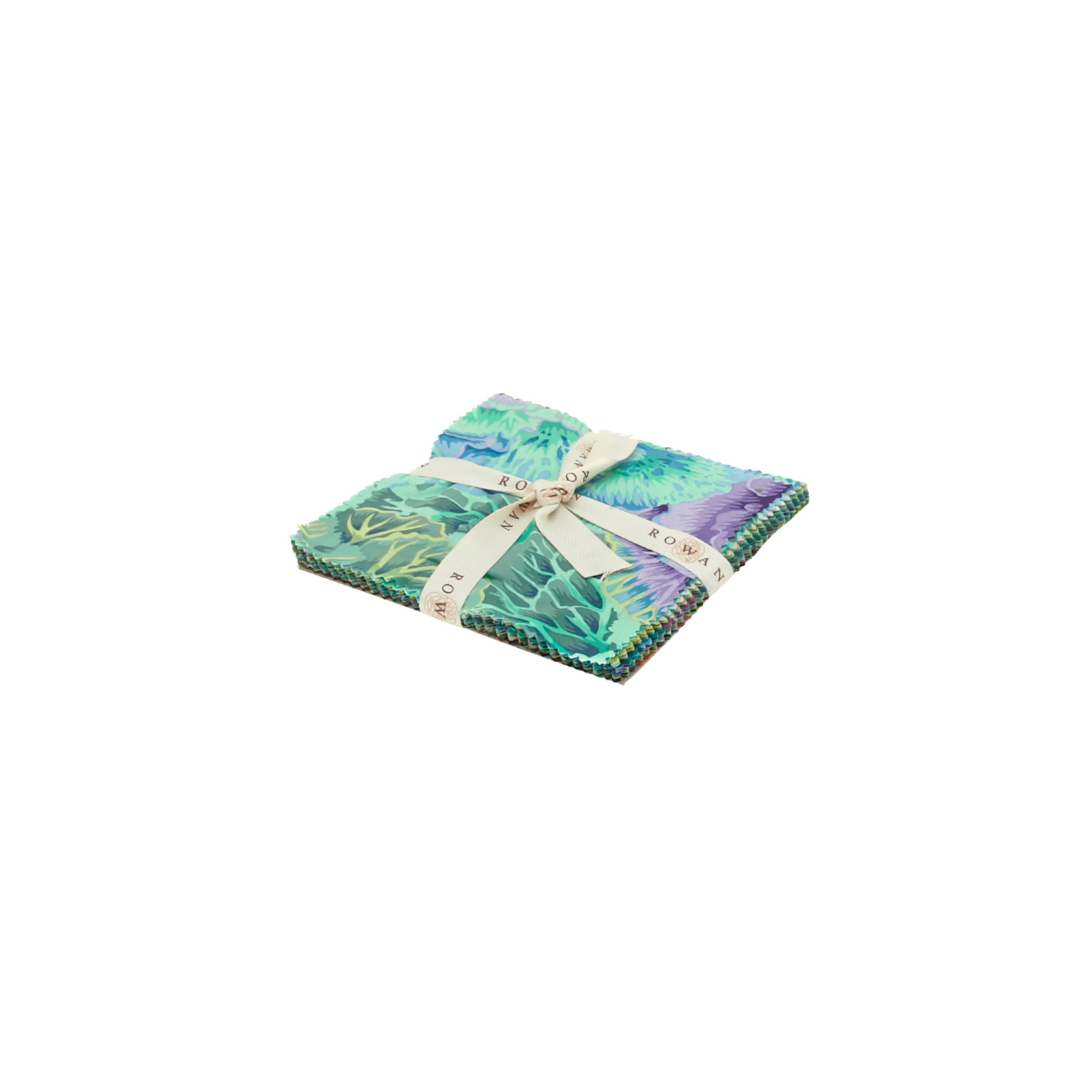 Classics by Kaffe Fassett 5'' Charm Pack Green by Westminster in USA