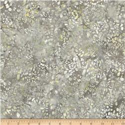 Island Batik Rayon Batik Pebble Beach Grey