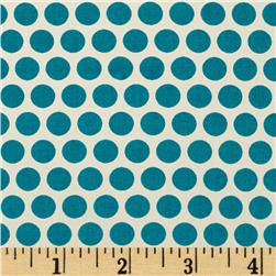 Birch Organic Mod Basics Dottie_02 Teal