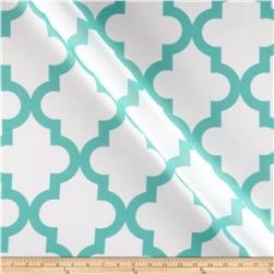 RCA Trellis Sheers Jade Green