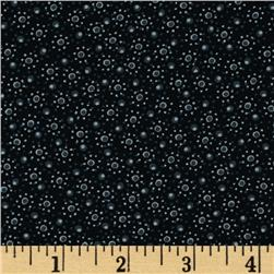 "108"" Wide Ashley Quilt Back Black"