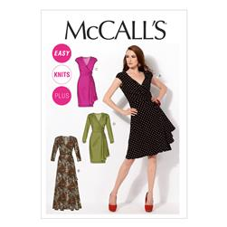 McCall's Misses' /Women's Dresses Pattern M6713 Size B50