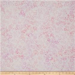 Anthology Batik Floral Pastel Pink