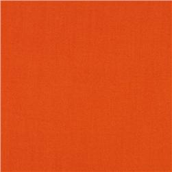 Cotton Broadcloth Orange