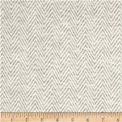 Novelty Double Knit Herringbone Oyster