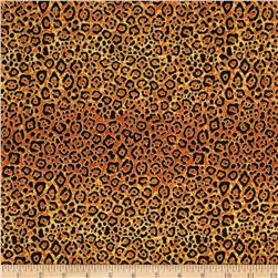Goin' Wild Leopard Skins Orange