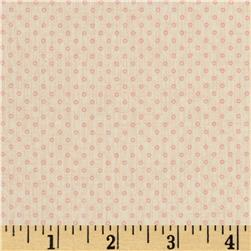 Lecien Kate Greenaway Coordinates Mini Dot Light Pink