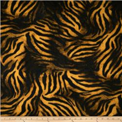 Fleece Tiger Skin Black/Amber