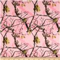Realtree Flannel Allover Pink