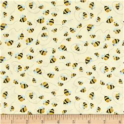 Woodland Cuties Bees Buttercream