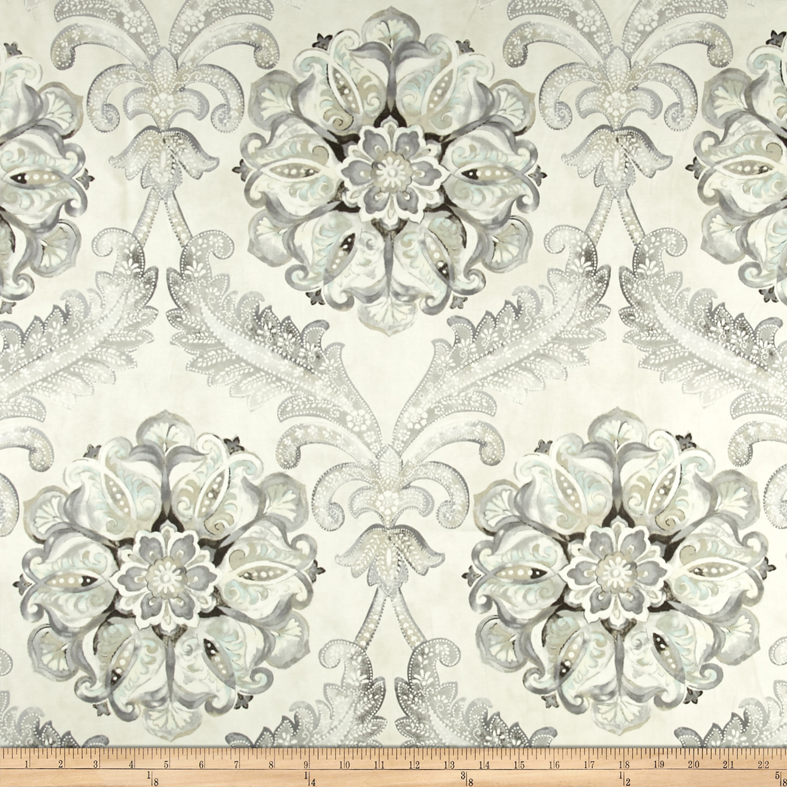 Waverly Over The Moon Icicle Fabric 0458758