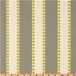 Premier Prints Lulu Stripe Summerland Natural Fabric