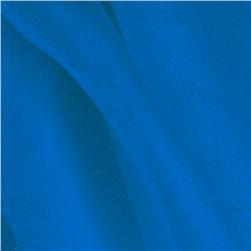 Sparkle Organza Ming Blue Fabric