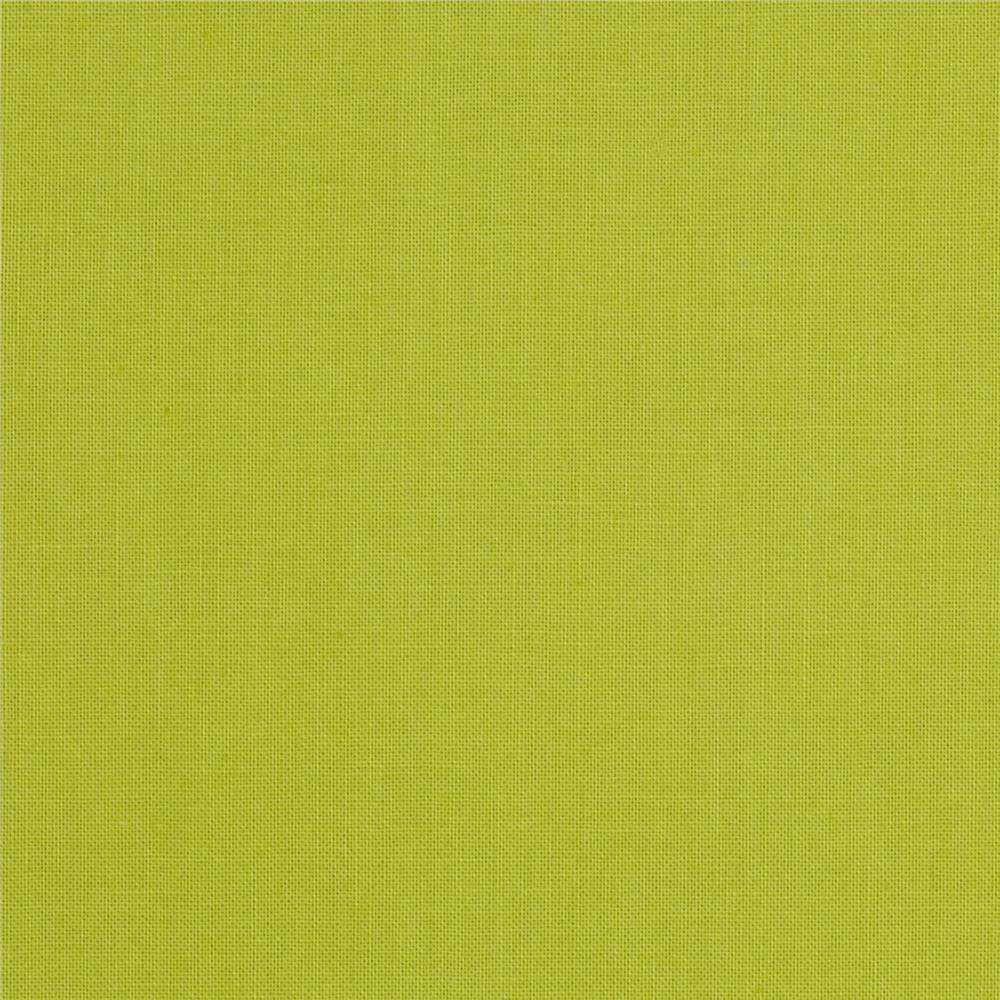 Stella Cotton Solid Lime