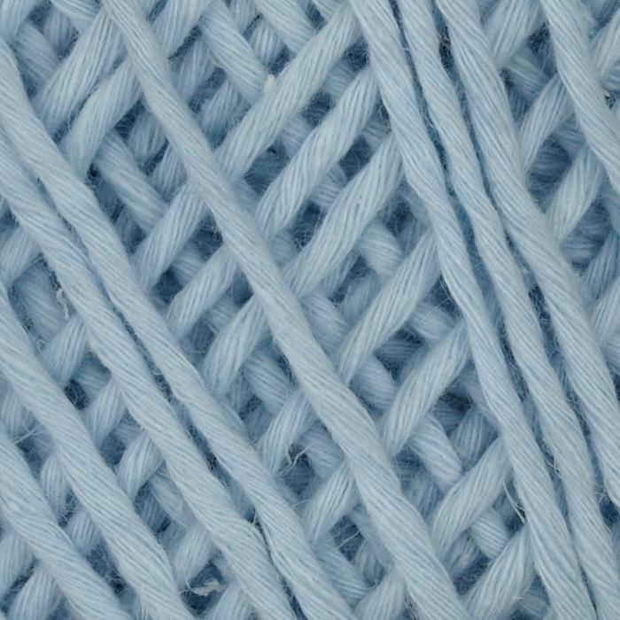 Martha Stewart Cotton Hemp Yarn (506) Blue Icing