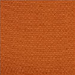 Maco Indoor/Outdoor Solid Tangerine Fabric