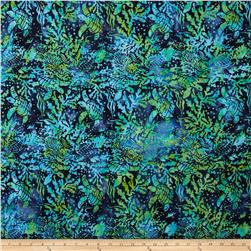 Island Batik Cry Me a River Teal/Blue Turtle