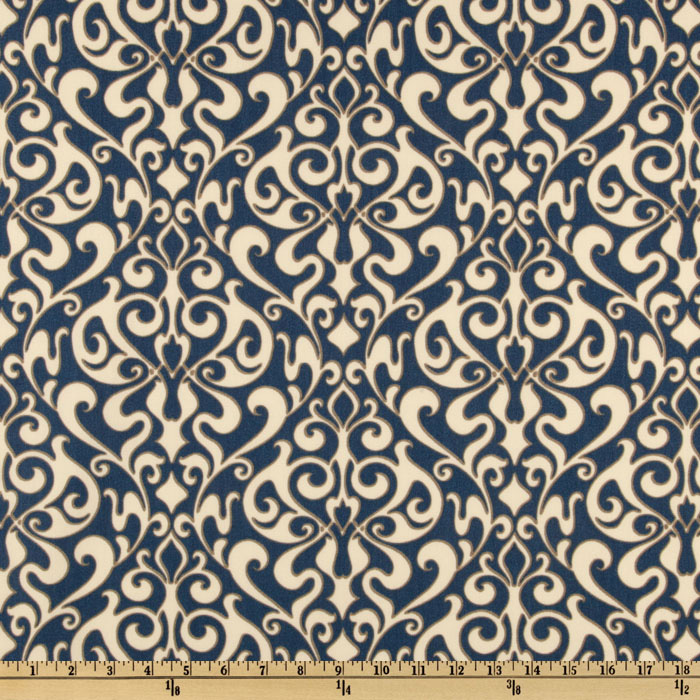 Richloom Indoor/Outdoor Verti Cadet Home Decor Fabric