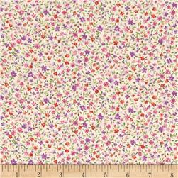 Kaufman Sevenberry Bouquet Med Flower Lilac