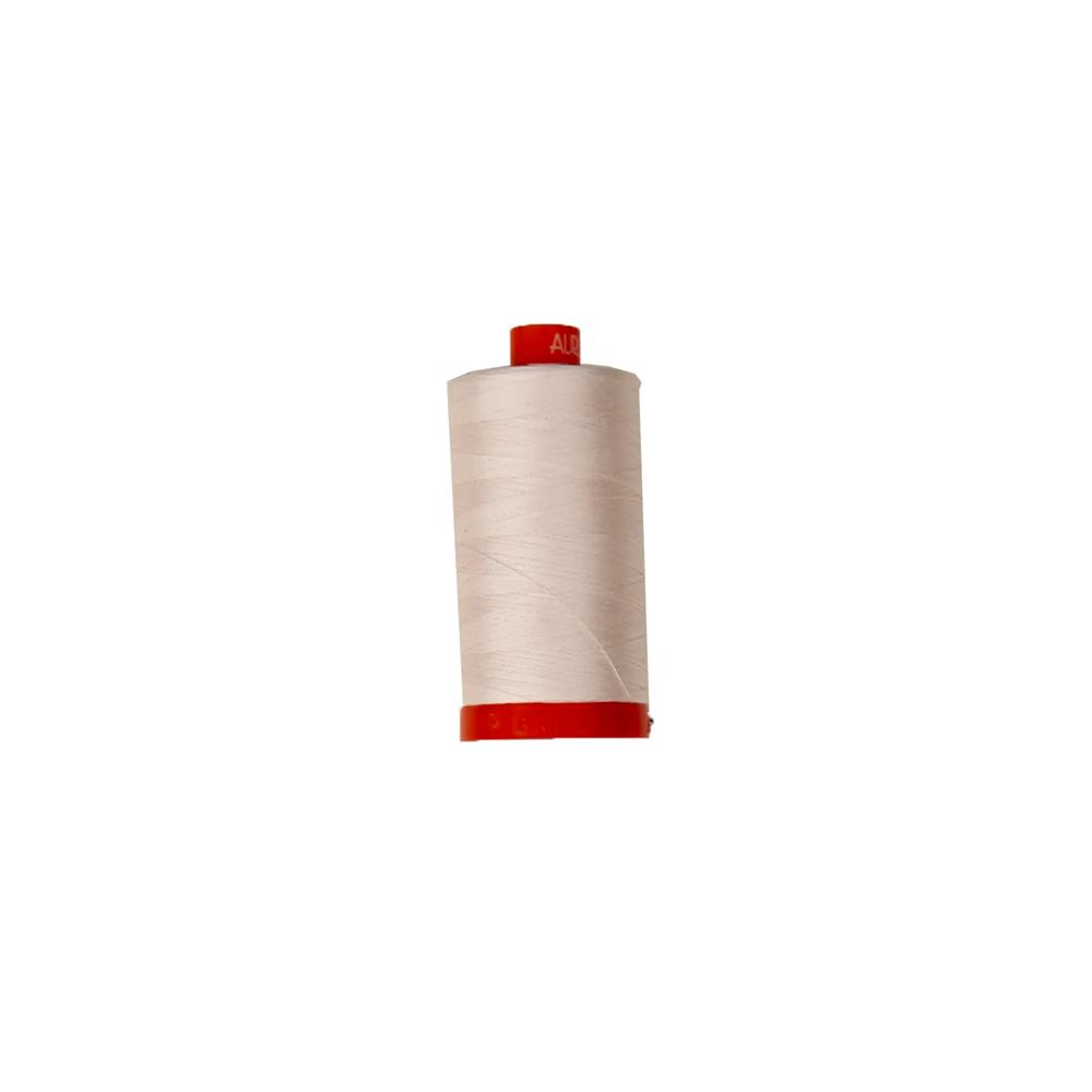 Aurifil Quilting Thread 50wt Oyster White