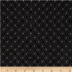 Parson Gray Katagami Netting Black
