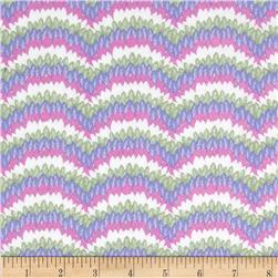 Beak's Bailey Scribble Stripe Multi
