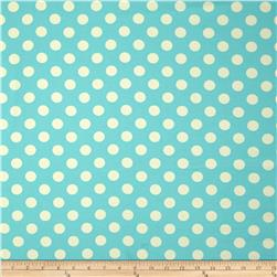 Riley Blake Home Décor Dots Aqua
