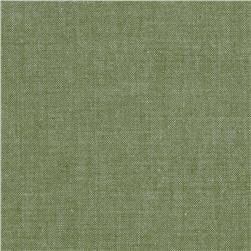 Andover Chambray Forest Fabric