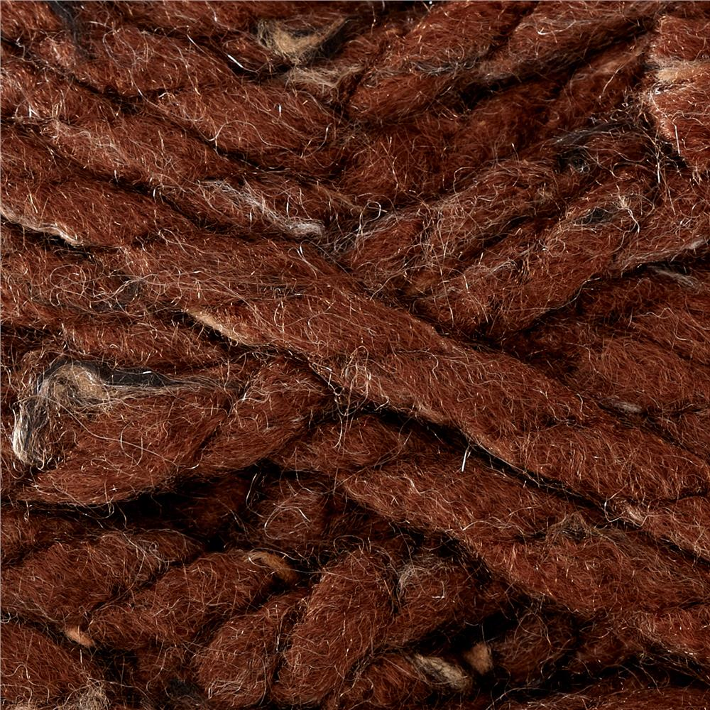 Super Bulky Yarn : Premier Mega Tweed Super Bulky Yarn 04 Brown Tweed