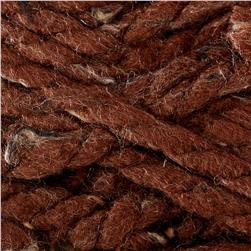 Premier Mega Tweed Super Bulky Yarn 04 Brown Tweed