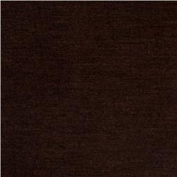 "Peppered Cotton 108"" Wide  Yarn Dye Coffee Bean"